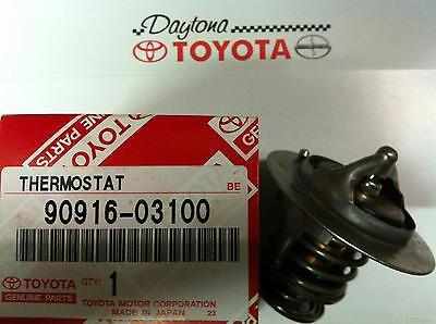 New OEM Toyota Thermostat 4Runner Land Cruiser Sequoia Tundra 90916-03100