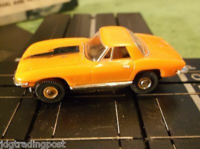 MINT Model Motoring Stinger Corvette AURORA Chassis T Jet Race Track Slot Car