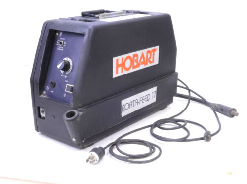 Hobart Porta-Feed 17 Controlled Suitcase MIG Wire Feeder