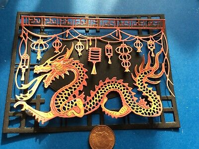 Tattered Lace EAST MEETS WEST DRAGON BOAT FESTIVAL die Cuts