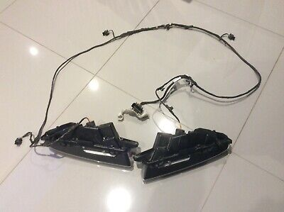 BMW G30 G31 Fog Light Set Wiring Loom Harnes L +R