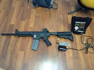 Airsoft a batterie