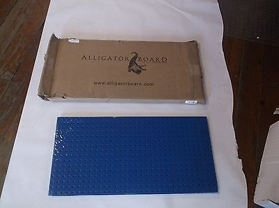 New Pegboard Blue Alligatorboard Algbrd16x32blu G52t