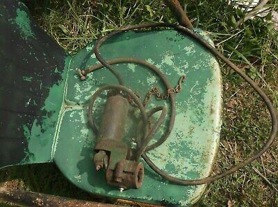 Oem John Deere Pto Tire Pump Air Compressor A B G H Mt M 2 Cylinder Tractors