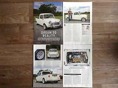 MINI 95 Pick-Up 1981 (Modified) - Classic Test Article