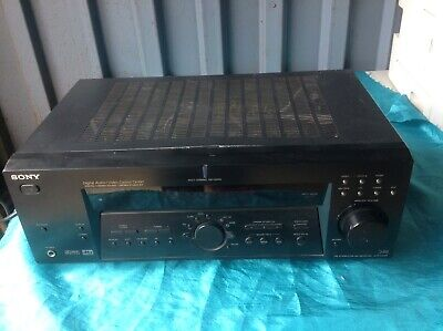 Sony FM Stereo/FM-AM Receiver STR-K502P