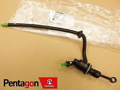New Genuine Vauxhall Movano B 2010-ON Clutch Master Cylinder 93197631