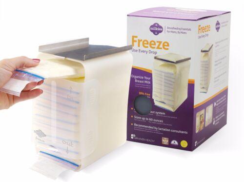 Fairhaven Health Milkies Freeze Breast Milk Organizer Breast Milk Storage