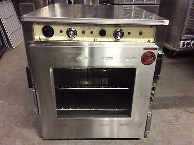 Alto Shaam Halo Heat Oven 220v 1 Ph Counter Top Runs Great
