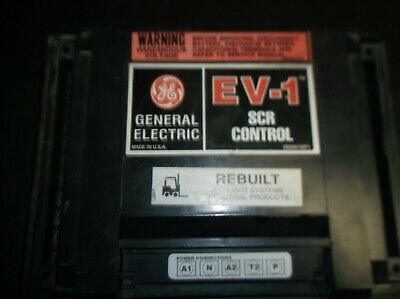 General Electric Ev-1 Scr Control Module Oscillator Asm. Ic36450sc