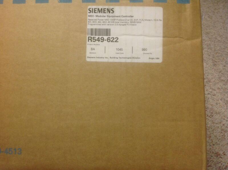 New Siemens 549-622 MEC Modular Equipment Controller