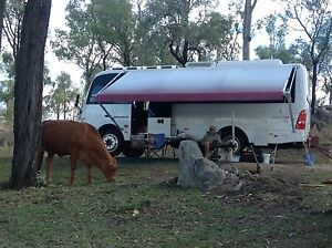 4WD Motorhome set up for free camping. Go where the rest can't! Kirkwood Gladstone City Preview