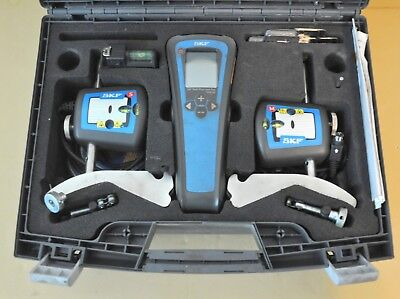 Skf Shaft Laser Alignment Tool Tksa 20 Kit