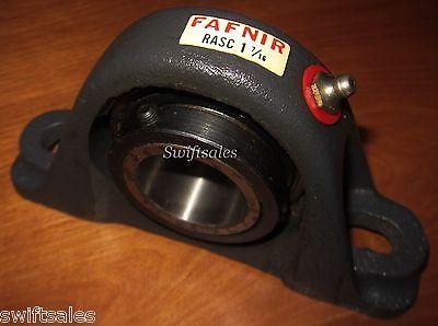 Fafnir Rasc 1-716 Ball Bearing Pillow Block - Genuine Usa Made Fafnir - New