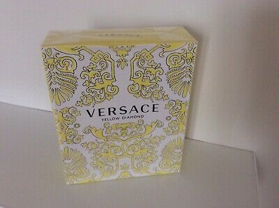 Versace Yellow Diamond Gift Set - 30ml Edt And 50ml Body Lotion