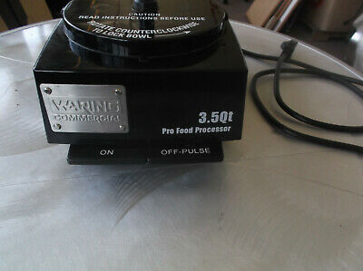 Waring Wfp14sw Food Processor