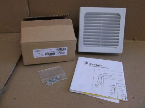 "SF0526414 Pentair Hoffman NEW In Box 5"" 230V Filter Fan"