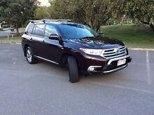 Toyota kluger kxs 2wd 2011 Hawthorne Brisbane South East Preview