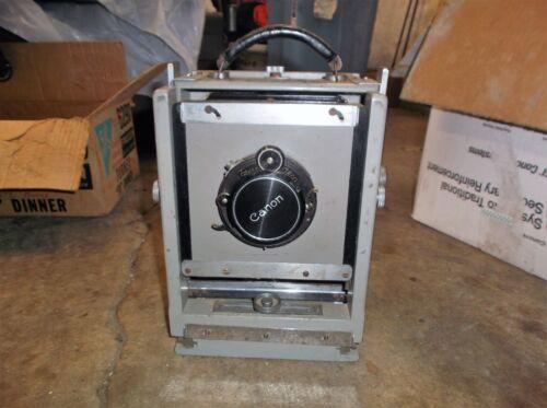 "Vintage Burke & James B & J View Camera 4"" x 5"" 7"" diagonal"