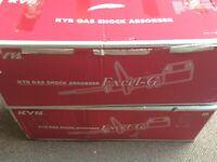CELICA GT4 ST205 SUPER STRUT FRONT DROP LINK RODS x 2