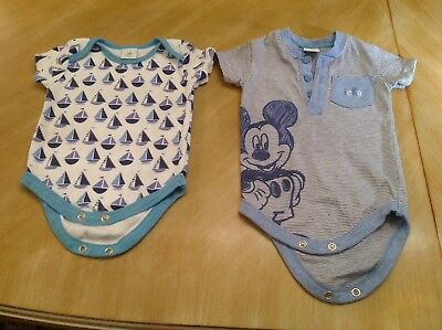 Disney baby One Piece Newborn 2 Outfits Cute (Disney Newborn Outfits)