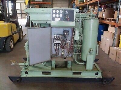 Sullair Compressor 60 Hp 260cfm 125psi