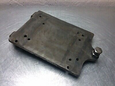 Sheldon Ks Metal Lathe 11 Motor Bracket Holder Plate