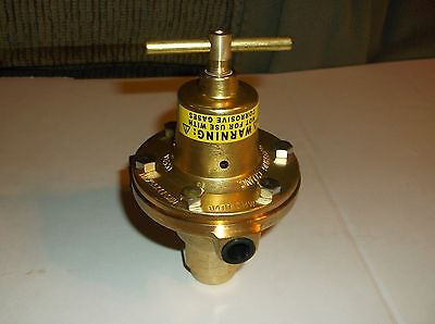 Victor Meco Type P 5641-8470 5500 Psi In High Pressure Regulator