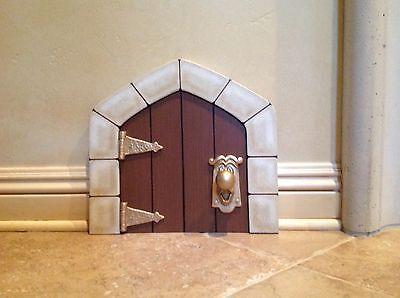 """Inspired by Disney's Alice in Wonderland Door. (12 1/2""""x 13 1/4""""x 2"""")"""