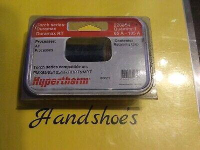 Hypertherm Retaining Cap 65a-105a Powermax 45xp6585105hrtmrt 220854 S33