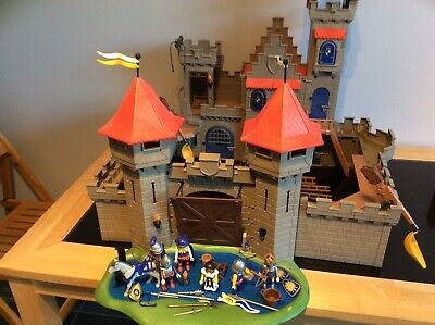 Playmobil 3268 Knights Empire Large Castle, Preowned