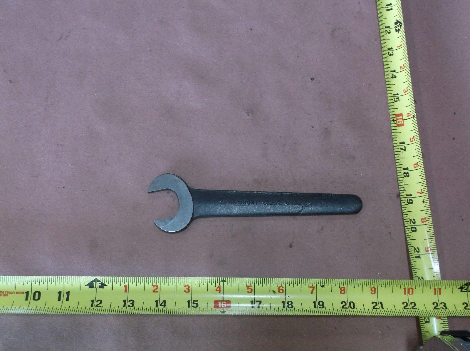"Fairmount 606B, 1"" Open End Spanner Wrench"