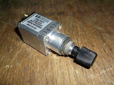 Hp 5890a Gas Chromatograph Series Ii Mass Flow Controller 19362-60570