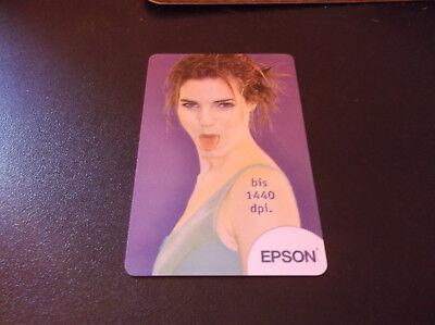 K 17/98 Epson voll DM 6,-- Aufl. 5500