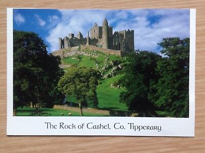 Postcard Vintage, The Rock of Cashel, Co. Tipperary. Ireland.