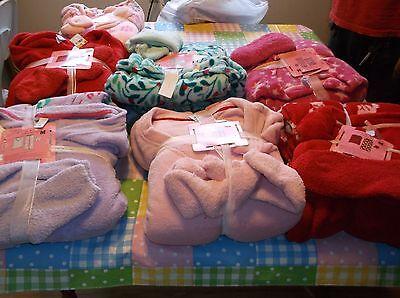 - NWT Pink K Pajamas Womens Plush Set with Cozy Socks  Use Drop Box Chose Style