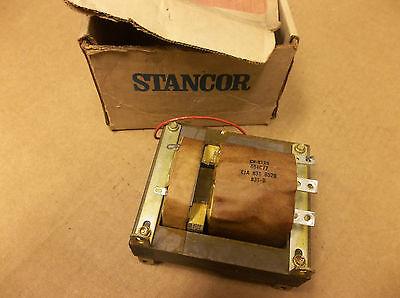 New Stancor Transformer Cv-8120 494c7 Eia 831 8520 831-b Cv8120 Eia8315820