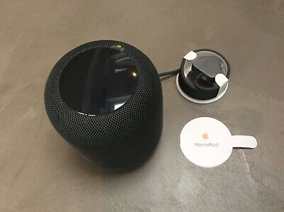 Apple HomePod Smart speaker - MQHW2B/A - Space Grey - Model A1639 - New (Other)