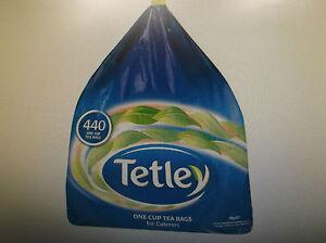 Tetley Tea Bags Tetley 440Pk 1 Cup NEW