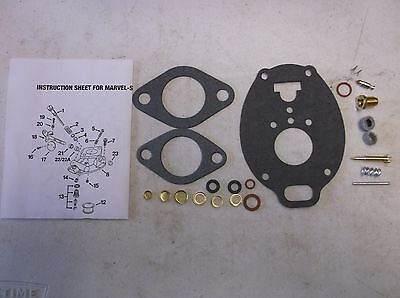 John Deere Basic Carb Kit Marvel Schebler 430 440 1020 2010 2020 2030 2510 2520