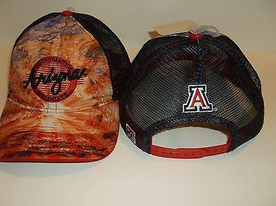 Wildcats Ncaa Soccer Ball (Arizona Wildcats Ball Cap Hat~Brilliant Sun Series~Snapback~NCAA~Ships FREE )