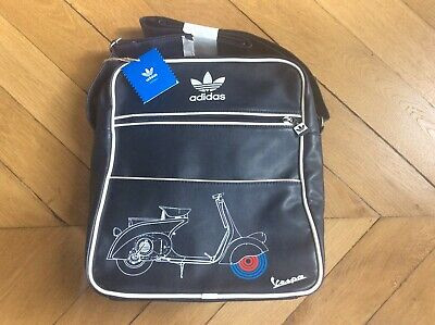 Vespa Adidas Brand New Satchel Bag