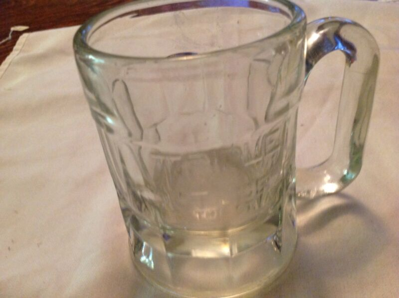 Triple XXX Embossed Root Beer Mug