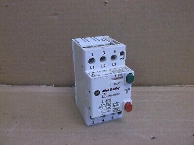 140-MN-0100 D Allen Bradley NEW 0.63-1.0A Manual Motor Starter 140MN0100 D