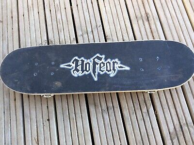 Skateboard no fear