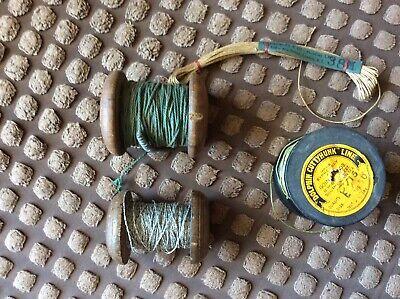 Vintage Fishing Line