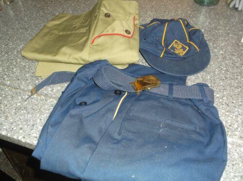 Vintage cub scout outfit super condition