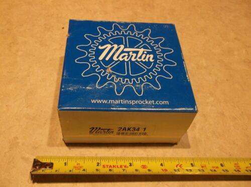 Martin 2AK34 1 FHP Sheave