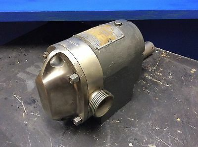 Waukesha Size 10 Positive Displacement Pump
