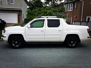 2006 Honda Ridgeline, Loaded
